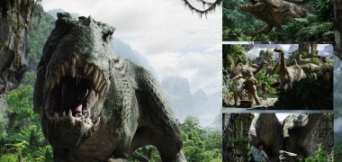 King Kong T-Rex – I helped scan and prepare models for all of King Kong's dinosaurs