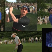 Tiger Woods – XBOX 360 – I 3D scanned Tiger Woods and many other golfers for use in EA's line of console games.
