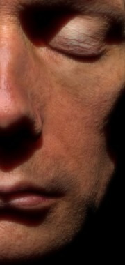 Doug Jones – I 3D scanned and created this model of actor Doug Jones for NVIDIA's Human Head Demo