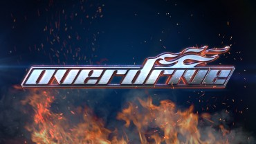 Overdrive has a logo!